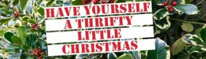 Blog article: Have yourself a thrifty little Christmas