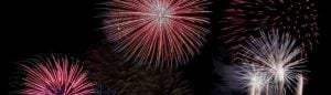 Free firework displays