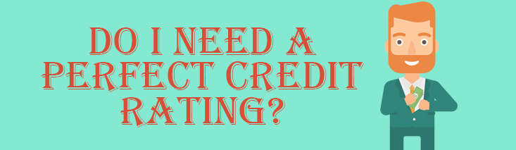 Do I need a perfect credit rating? Quidmarketloans.com