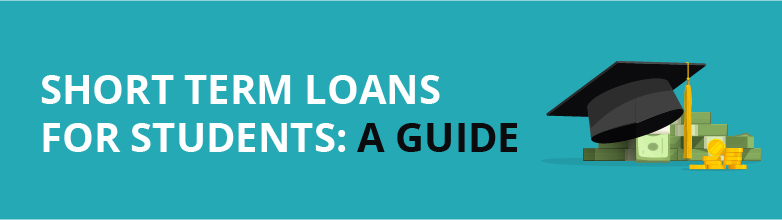 Short term loan guide for students header image